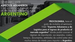 Seminario Web Procolombia - Santiago Bruñol